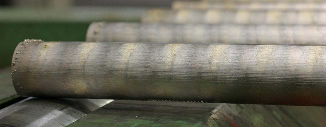 Barre tonde e barre piatte in bronzo